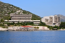 Abandoned Hotels in Kupari Croatia
