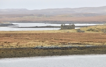 Abandoned house - CalanaisCallanish Outer Hebrides Scotland