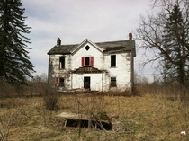 Abandoned House Fisherville KY