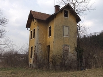Abandoned house in Austria