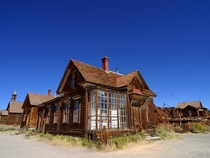 Abandoned house in Bodie CA