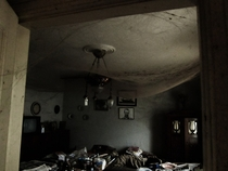 Abandoned house in Denmark untouched for  years