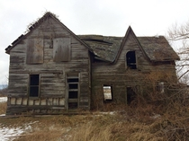 Abandoned house in Kincardine ON Canada  amp album in comments