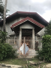 Abandoned house in Laguna Philippines