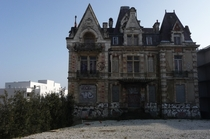 Abandoned house in Rennes France