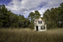Abandoned House in the Marsh Crocheron Maryland   Kevin B Moore