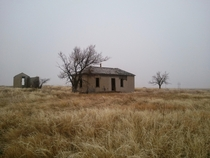 Abandoned House in the Northeast Colorado Plains