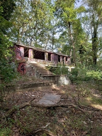 Abandoned House in the Woods Rancocas State Park NJ