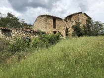 Abandoned house in Tuscany