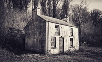 Abandoned House in West Cork Ireland