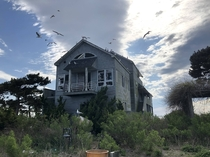 Abandoned House on Private Island in NJ