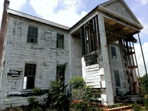 Abandoned House Outside Rutherfordton NC