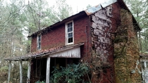 Abandoned House South of Hickory NC