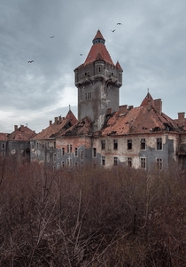 Abandoned Hungarian Castle