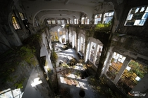 Abandoned Hydro Power-Plant in Iwate Japan