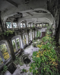 Abandoned Hydroelectric Power Plant Japan