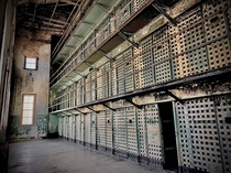 Abandoned Idaho penitentiary