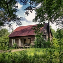 Abandoned in Mississippi