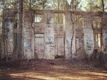 Abandoned in Talladega County