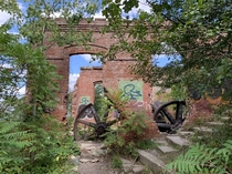 Abandoned Incline Railway - Mount Beacon NY