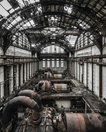 Abandoned Industry in the US