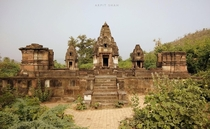 Abandoned Jain Temples in Polo Forests Gujarat India