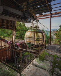 Abandoned Japanese Theme-Park I wish i had more info but theres next to nothing online
