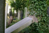 Abandoned Jewish Gravestones in Berlin