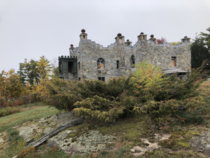 Abandoned Kimball Castle in New Hampshire with new Air bnb on property