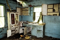 Abandoned Kitchen Midlands SC