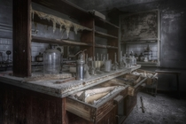 Abandoned laboratory by Andrea Pesce