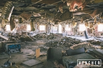Abandoned Labs in Southern California