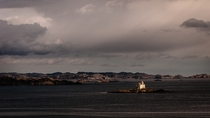 Abandoned Light House Southern Norway x