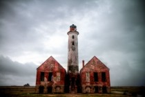 Abandoned Lighthouse Klein Curaao