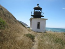 Abandoned Lighthouse Lost Coast of California