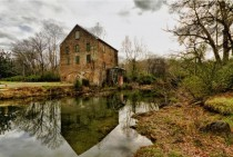 Abandoned Lindale Mill, Lindale GA