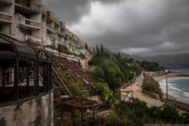 Abandoned Luxury Resort in Kupari Croatia