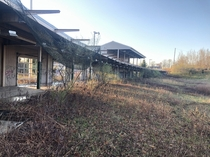 Abandoned manchester sportsplex if im correct found it next to one of my other fav spots