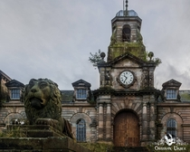 Abandoned Manor House in England Obsidian Urbex Photography wwwobsidianurbexphotographycom