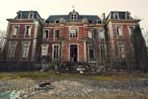 Abandoned Mansion in Auvergne France