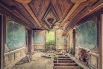 Abandoned mansion somewhere in Europe  photo by Matthias Haker