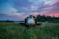Abandoned McDonnell Douglas F- Phantom II The McDonnell Douglas F- Phantom II is a tandem two-seat twin-engine all-weather long-range supersonic jet interceptor and fighter-bomber originally developed for the United States Navy by McDonnell Aircraft