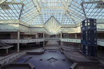 Abandoned Medley Center Mall built in early s closed after excessive violence that took place