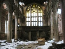 Abandoned Methodist Church - Gary IN