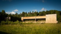 Abandoned Military Shooting Range in Sweden  x