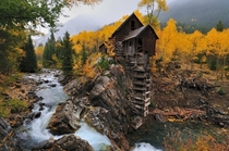 Abandoned Mill in Colorado