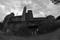 Abandoned Mill near Schwerin Germany