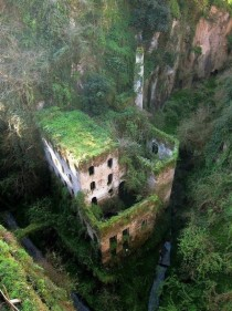 Abandoned Mill Sorrento Italy