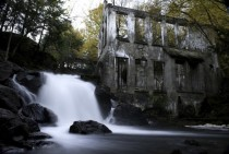 Abandoned Mill Western Quebec Canada