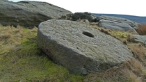 Abandoned Millstone that was never used